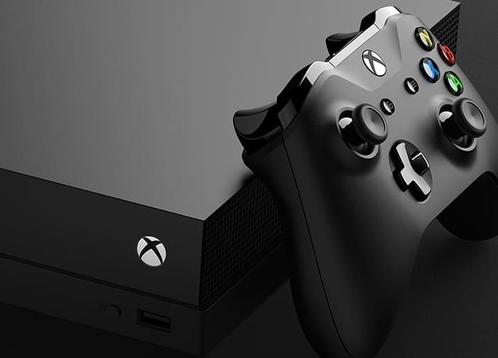 Microsoft, Xbox One X Scorpio Edition, précommandes