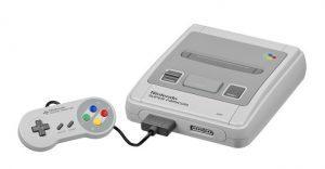 Nintendo, retrogaming, SNES Classic Mini
